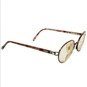 Vintage 1960s multicolor Gucci eyeglass frames